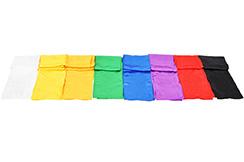 Cinturón de Wushu Unido (Imitación seda)