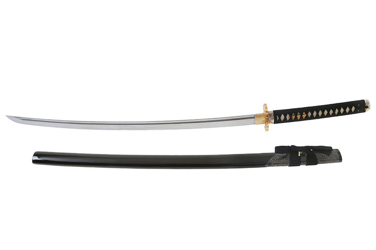 Katana, Damascus Steel