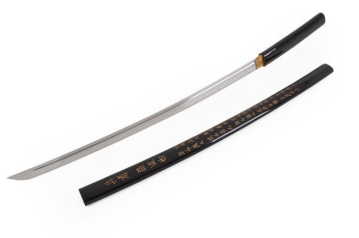 Lacquered Katana - Rigid Sharpened
