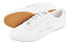 Zapatos de Wushu 'Qiankun', Blancos