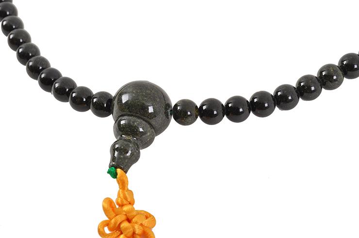 Buddhist Mala, Necklace (Stone)