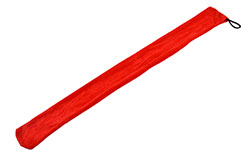 Short Stick Case, Red Cloth - 60cm