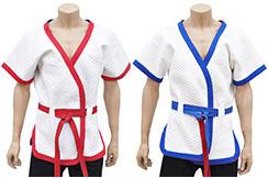 Chaqueta Lucha China 2 (Shuai Jiao), 100% Algodón