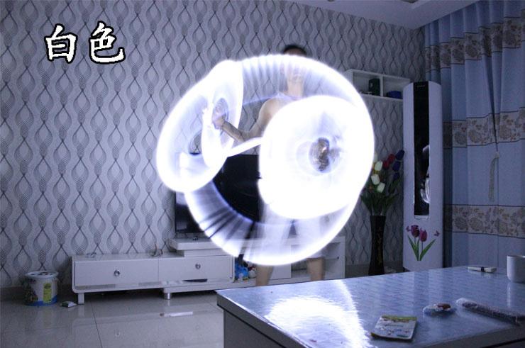 Nunchaku, Luminous - PVC & Chain