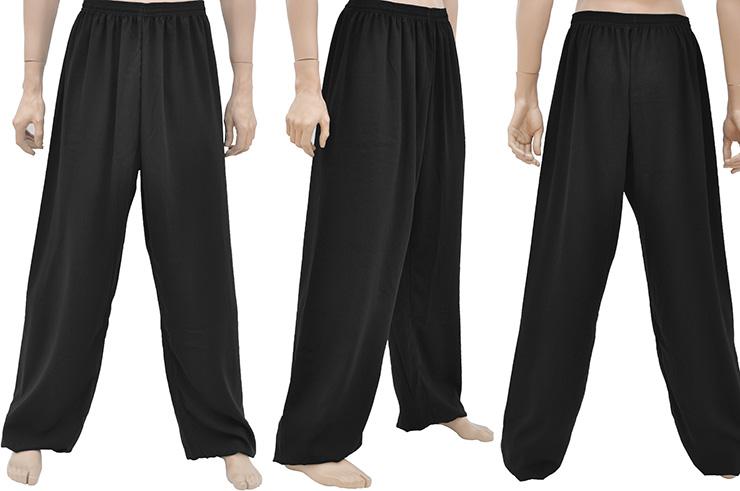 Pantalón Kung Fu, Tai Chi, Clásico Gama Alta