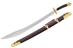 Qiankun Broadsword - Rigid