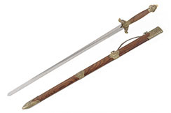 Épée Chenlian, Taiji, Acier Inox