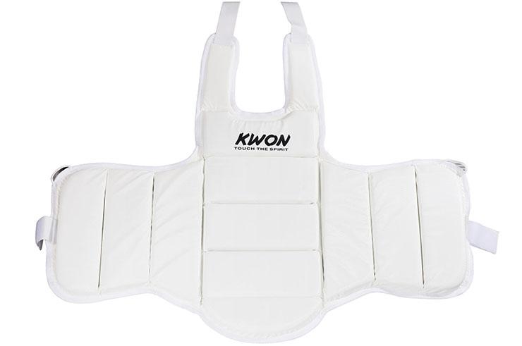 Chaqueta Ligera Protección Karate 900, Kwon