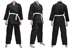 [Déstock] Kimono Karaté, Noir