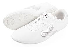 «Budosaga» Wushu Shoes, White