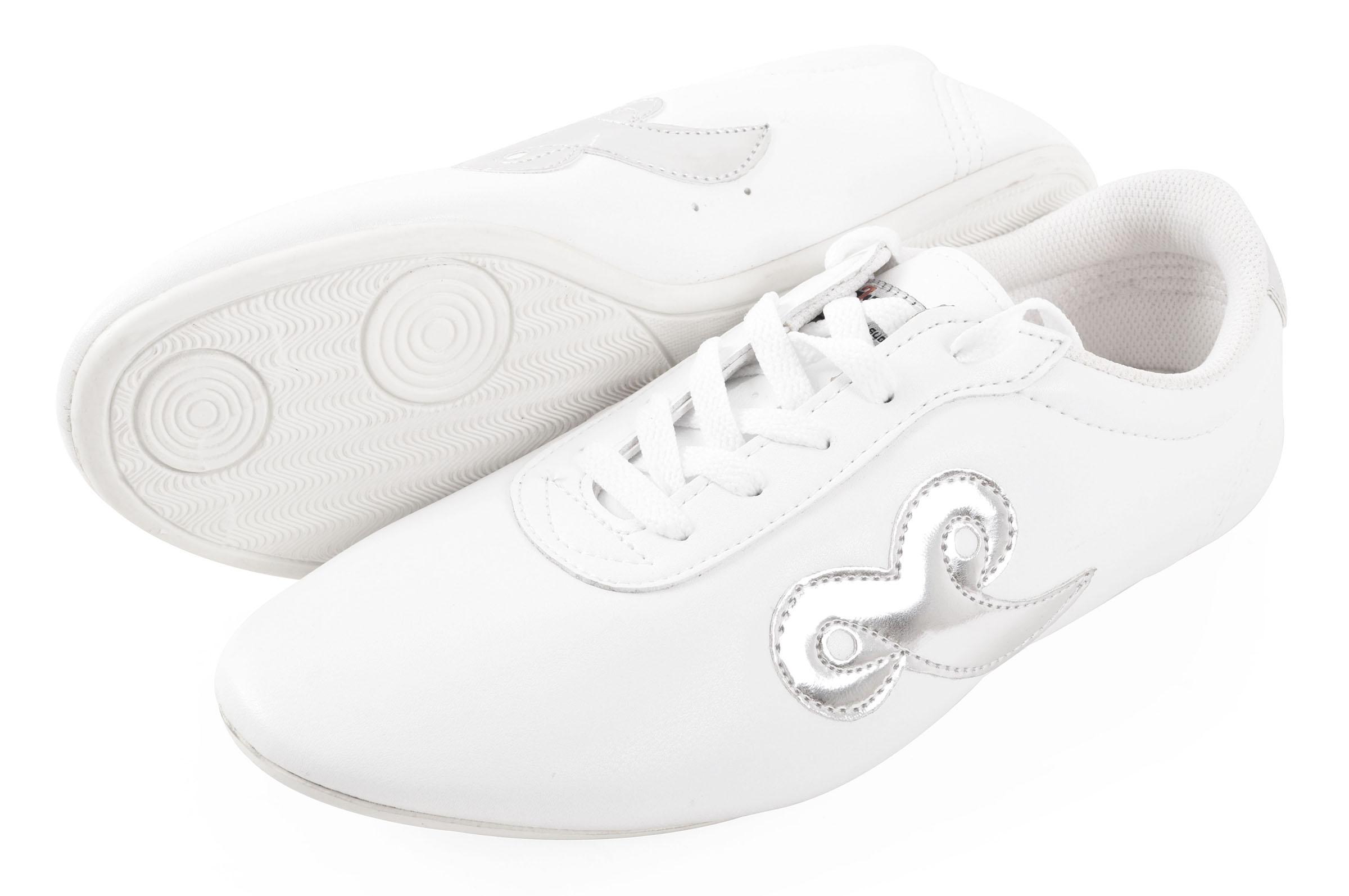 Chaussures Wushu «Budosaga», Blanches