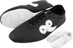 «Budosaga» Wushu Shoes, Black