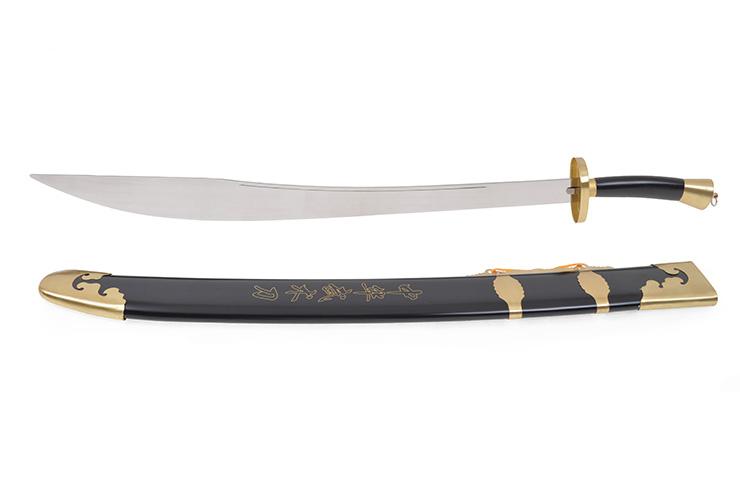 Sabre Traditionnel, Semi Flexible, Inox