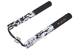 Nunchaku Octogonal - Foam & Rope ''High Range Camo''