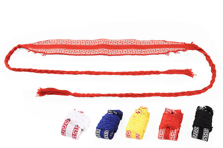 Ceinture Kung-fu traditionnelle