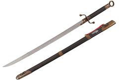 [Destock] Sabre Traditionnel Tai Chi Style Chen Haut de Gamme- Rigide, 90cm