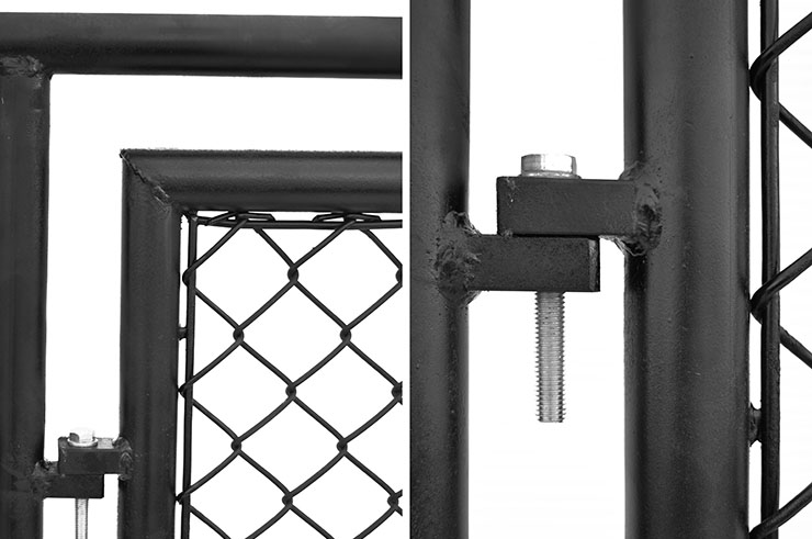 Panel for MMA cage, with door - NineStars