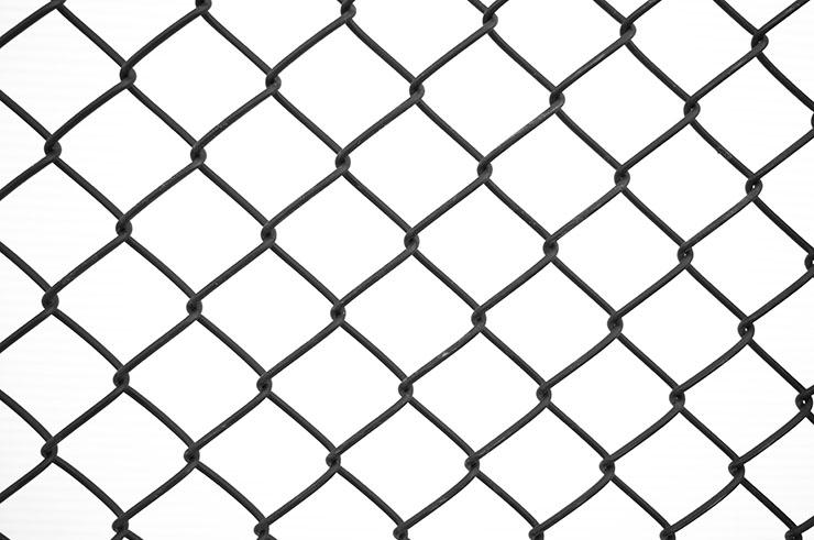 Panneau individuel de cage MMA, Avec Porte