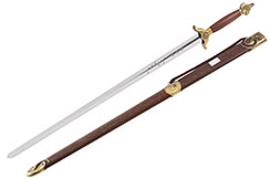 «YouLong» Straightsword Diamond - Semi-Rigid