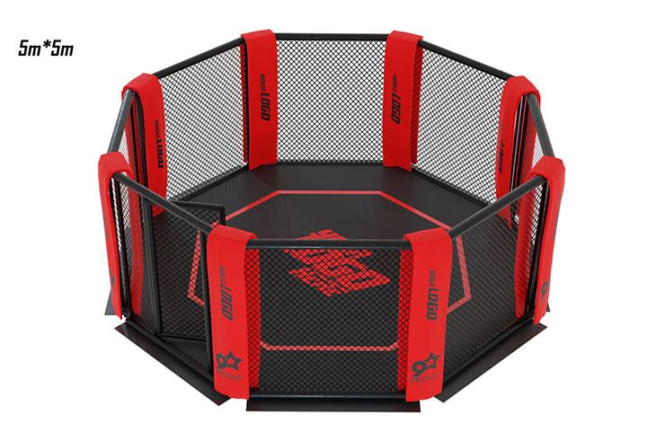 MMA Cage - On floor