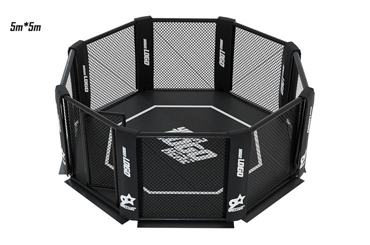 Cage MMA - Au Sol