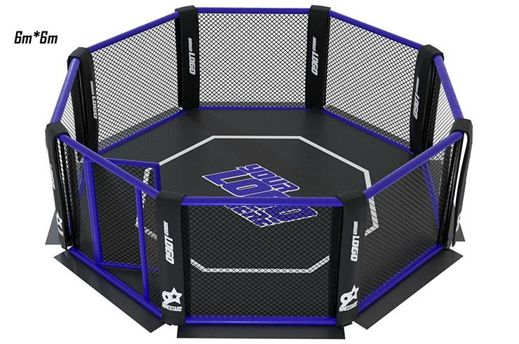 Jaula de MMA, De Piso - Gama Alta