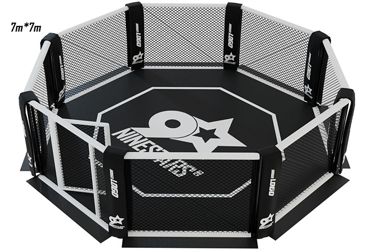 MMA Cage, On floor - High Range