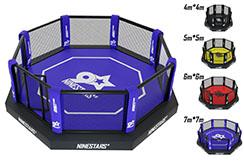 Cage MMA - plateforme & sidewalk, NineStars