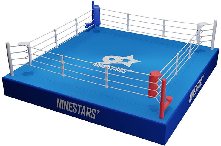 Ring de Boxe, Normes Compétition Internationale - AIBA