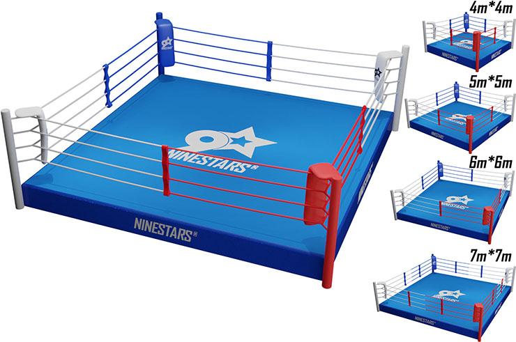 Ring de Boxe - Sur plateforme