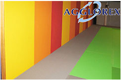 Wall Protection Mat Vinyl