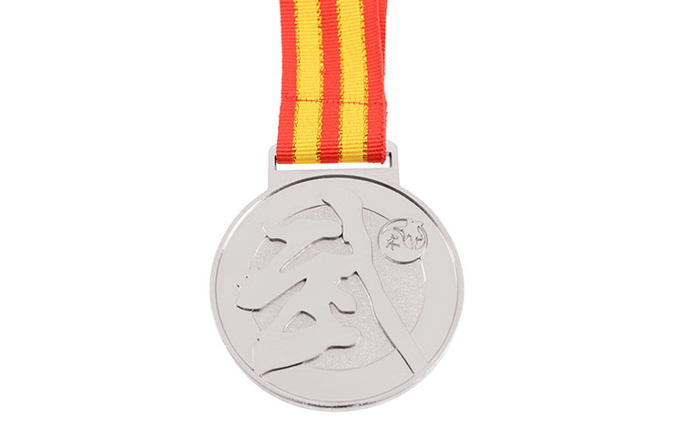 Medallas Wushu