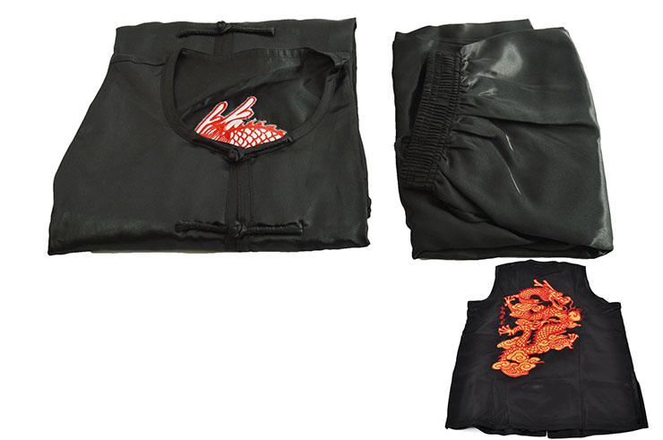 [Destock] Chan Quan Outfit, 1m20 embroidered Dragon