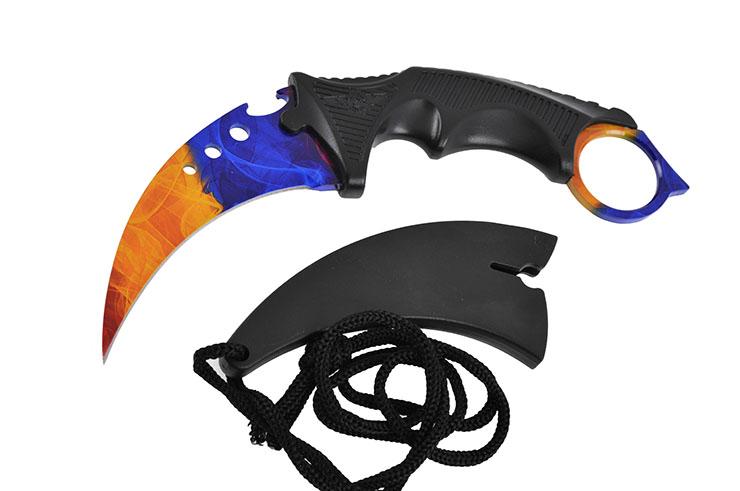 Tiger claw knife