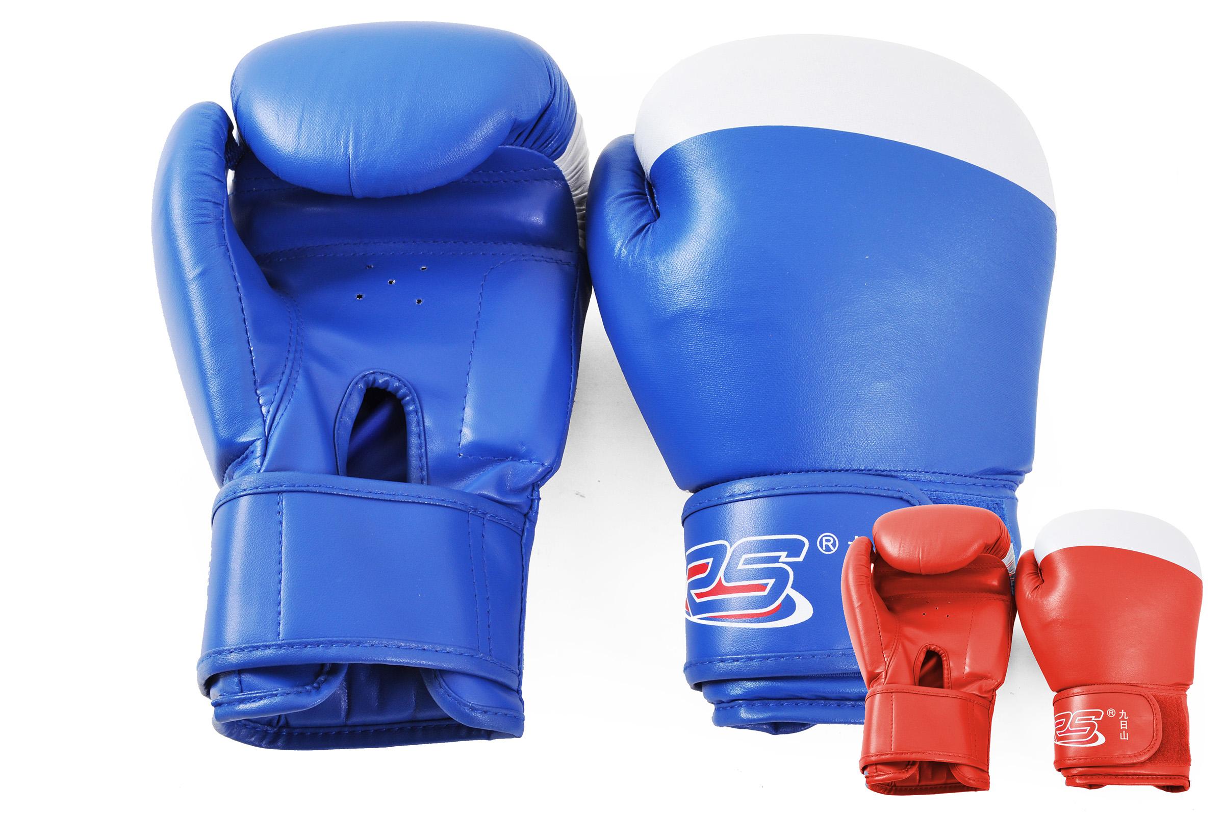 [Déstock] Gants de boxe, Initiation