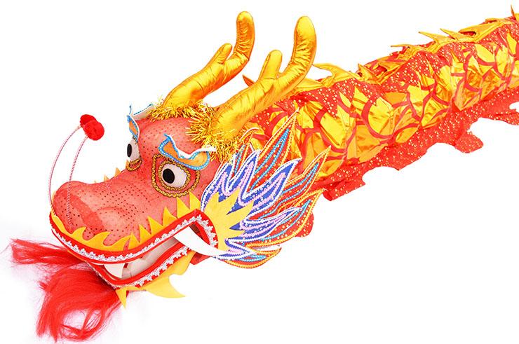 Dragon Rouge & Or, Haut de Gamme, 9 personnes