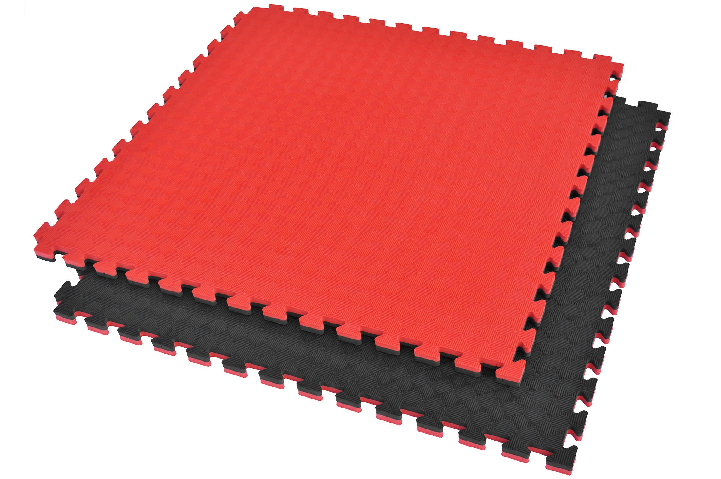 Puzzle Mat 2 5cm Black Red