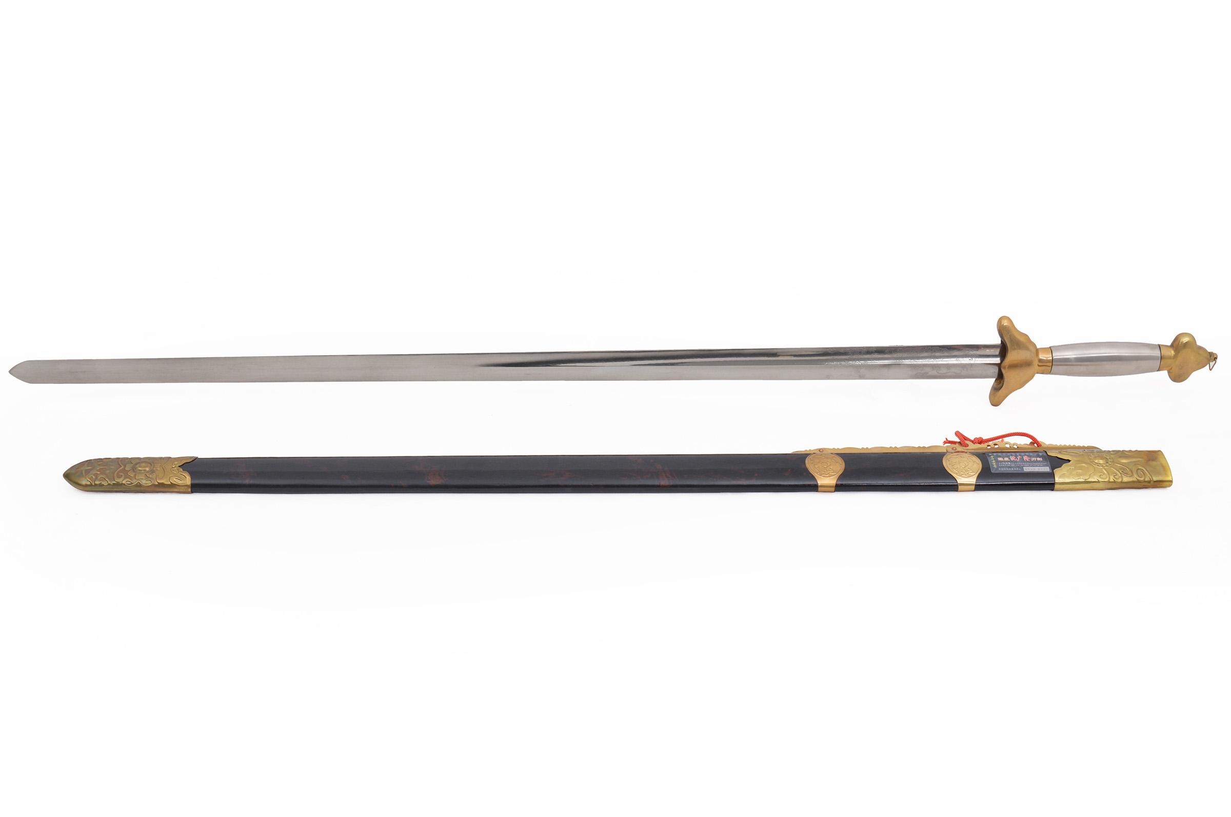 [Déstock] Épée Moderne «Guiding», Compétition, Poignée Inox