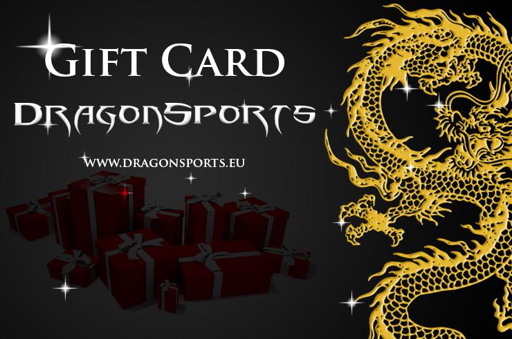 Carte Cadeau DragonSports
