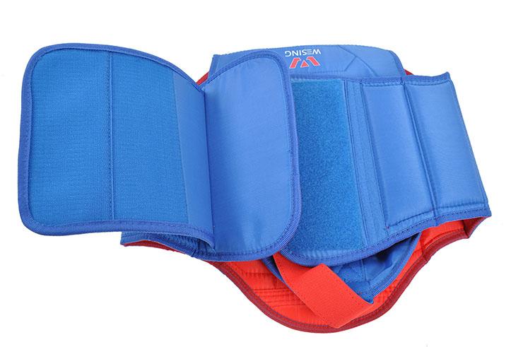 Sanda Protective Vest, Reversible, Wesing