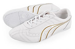 [Déstock] Zapatos Wushu Dowin, Blanches