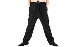 """Pantalones """"Ru Yi"""" Algodón, con cordón tradicional - 1m80-1m90 (Sin elástico)"""