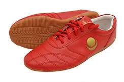 [Destock] Chaussures Taolu «Yue», Rouges