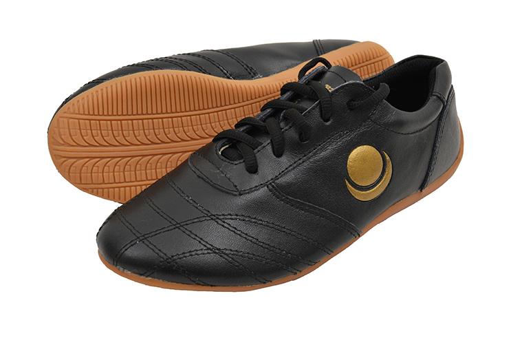 Yue Taolu Shoes, Black, Size 35