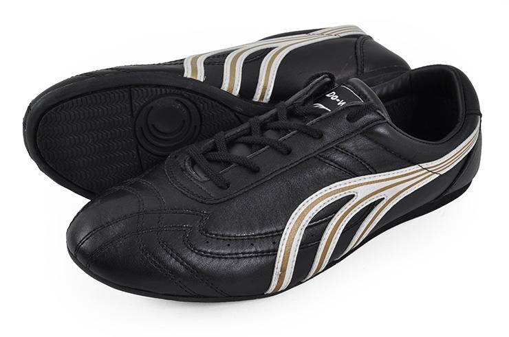 [Déstock] Zapatos Wushu Dowin, Negras