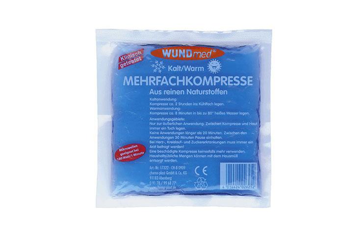 Compresa caliente / frío reutilizable