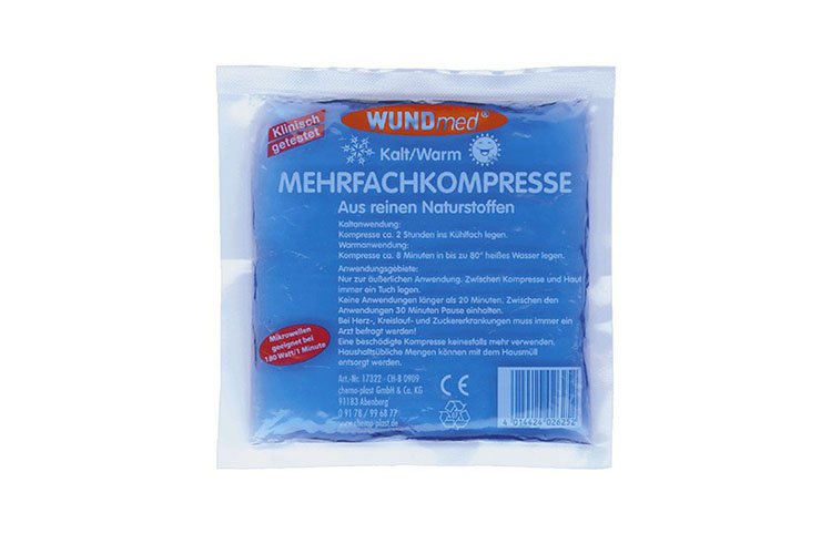 Compresse Chaud/ Froid Reutilisable