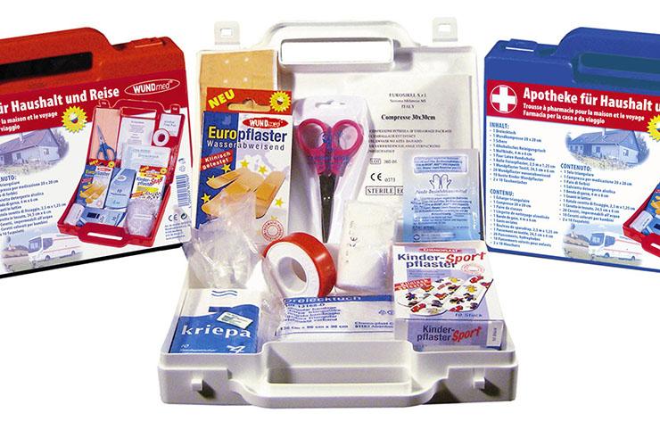 Kit de Primeros Auxilios Rígida