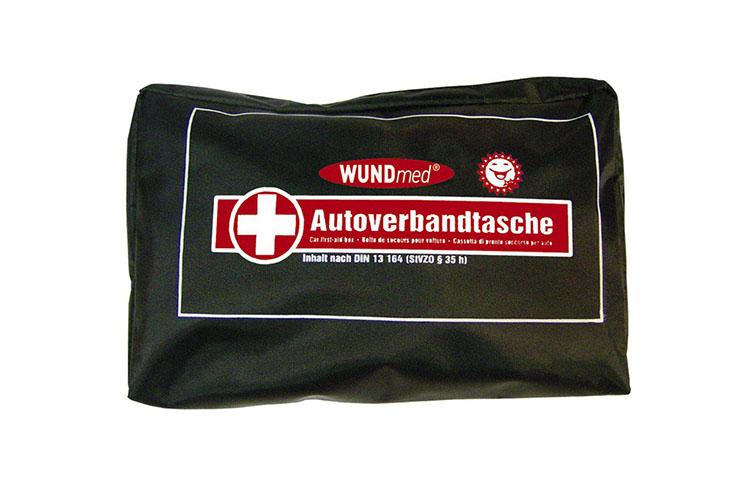 Kit de Primeros Auxilios Coche Flexible