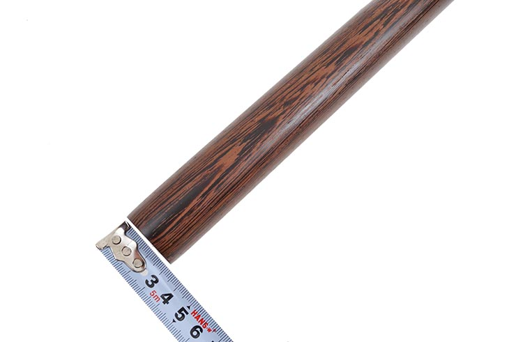 Straight Staff (Bô, Jyo and others) - Wenge Wood